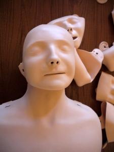 face mask torso