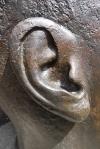 bronze ear