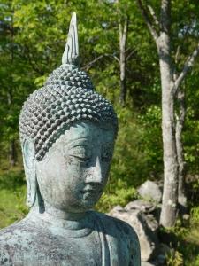 FR Buddha head