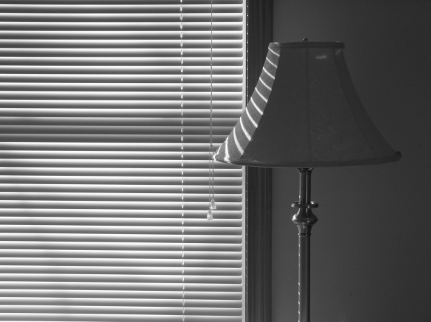January 2012 venetian blind Massachusetts