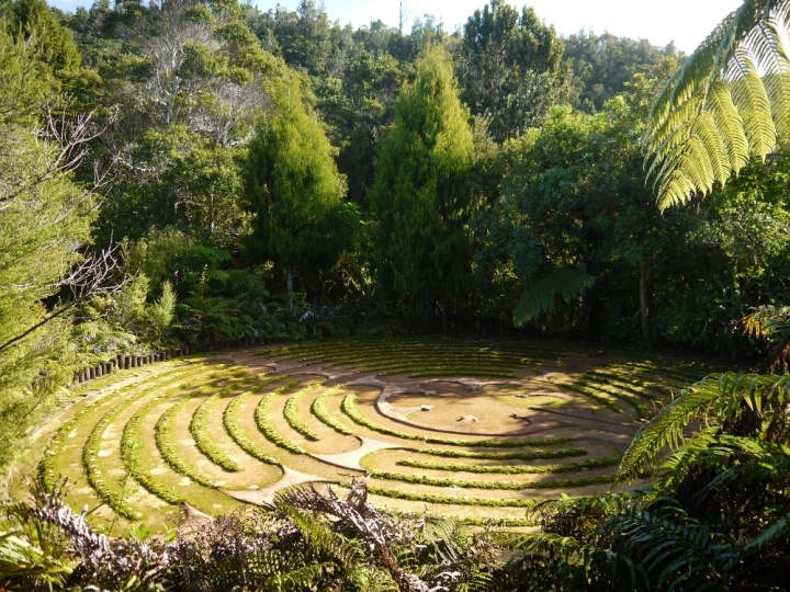 labyrinth view