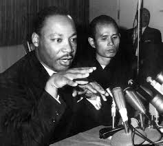 thich nhat hanh martin luther king jr