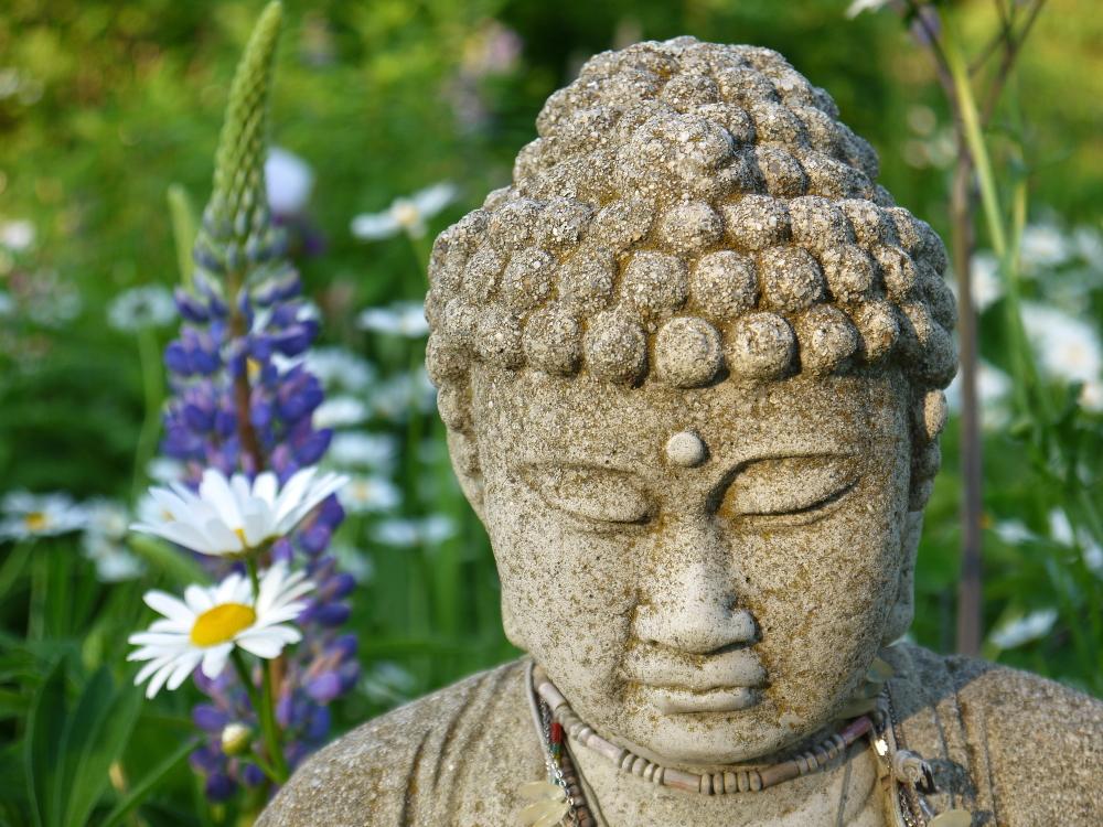 RC Buddha head close h