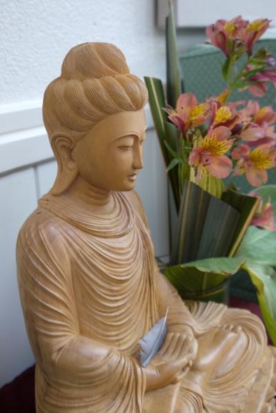 IRC buddha flowers