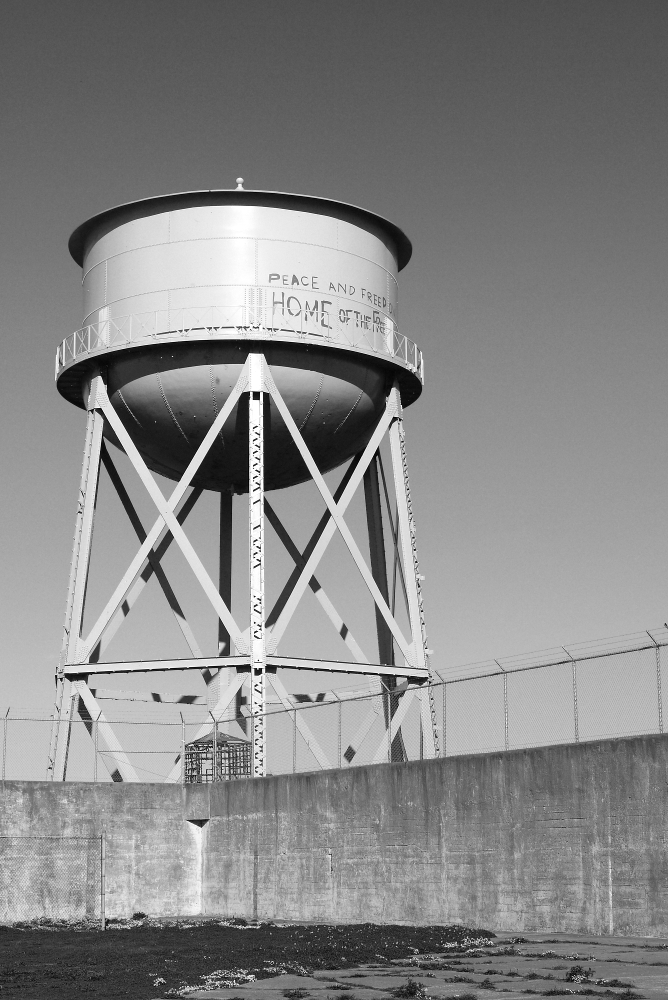 watertower yard