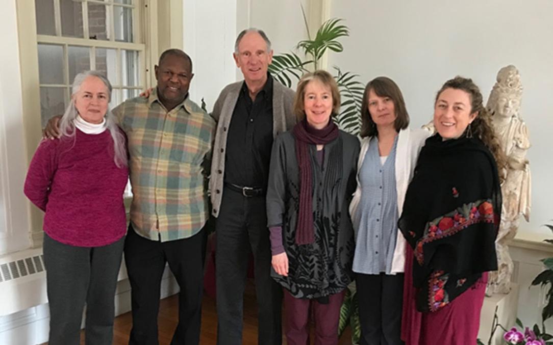 2018-02-02 nine-day retreat IMS teachers