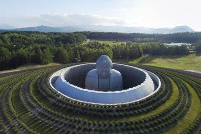 Tadao Ando - Buddha Hill, Saporro