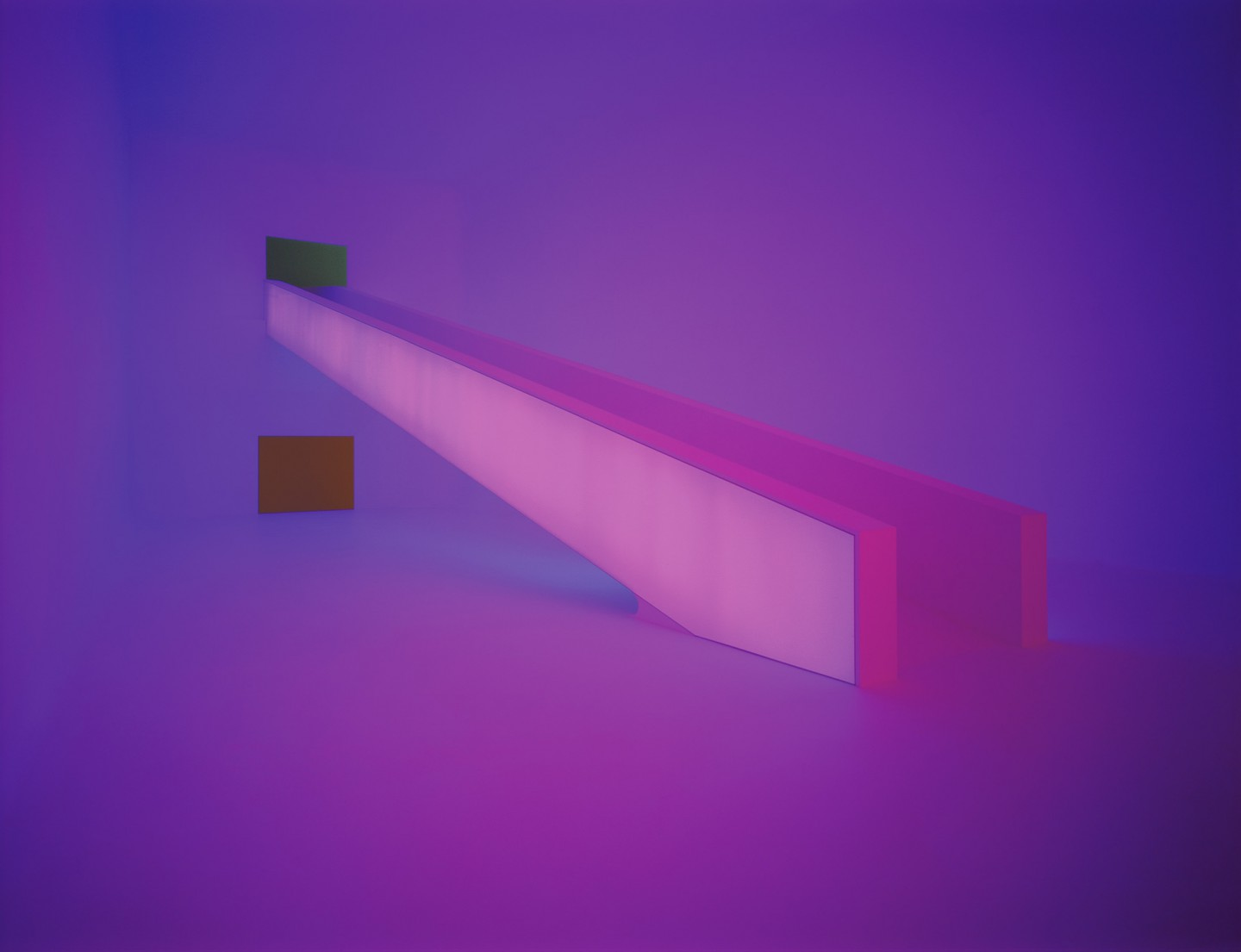 James Turrell - Bridgets Bardo 2009